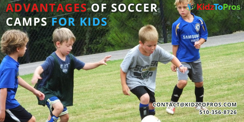 Advantages of Soccer Camps for Kids