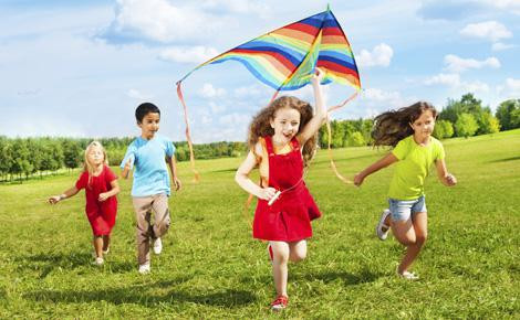 The significance of staying active throughout the summer holidays